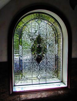 Privacy window, curran glass