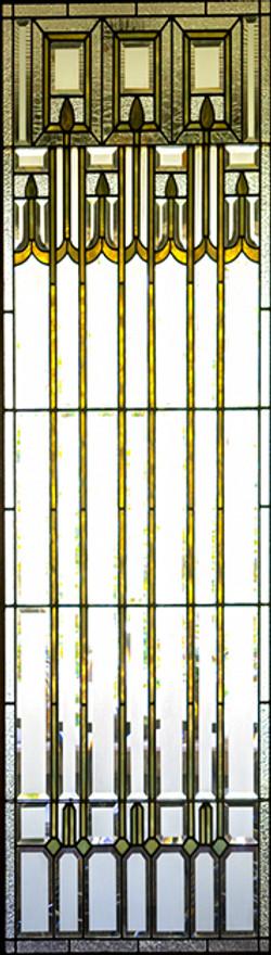 Custom leaded windows