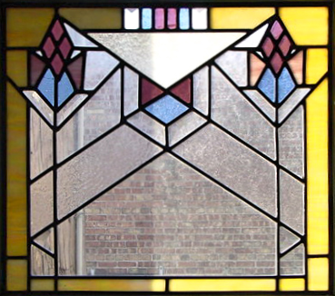 Leaded glass design
