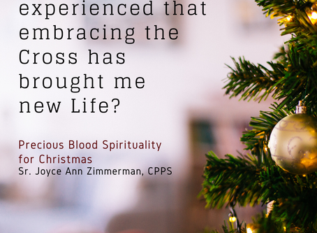 A Precious Blood Christmas, Holy Family