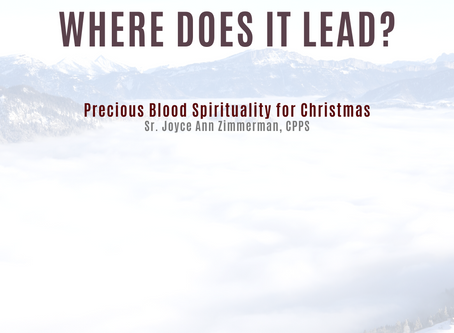 A Precious Blood Christmas, Epiphany