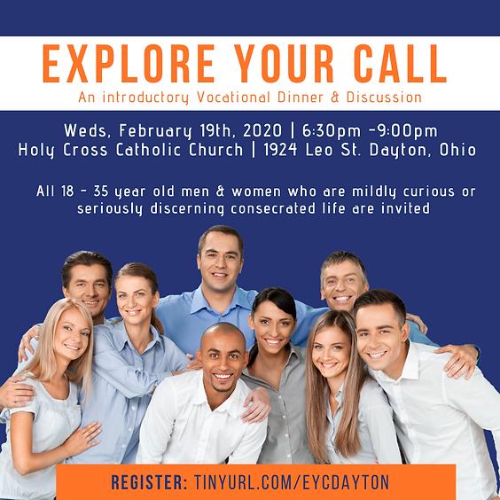Explore Your Call: Dayton