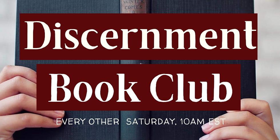 Discernment Book Club