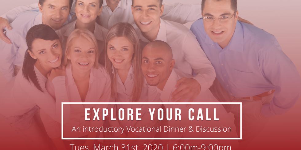 Explore Your Call: Northern Ohio