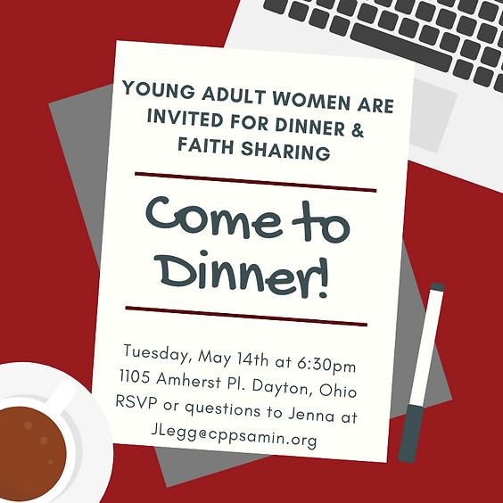 Women's Dinner (May)