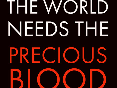 Be the Precious Blood