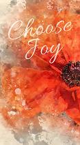 Choose Joy Phone Wallpaper