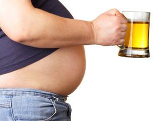 Bellies from Beer?