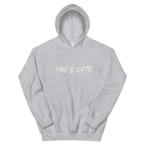 Young & Gifted T-Shirt (White Logo)