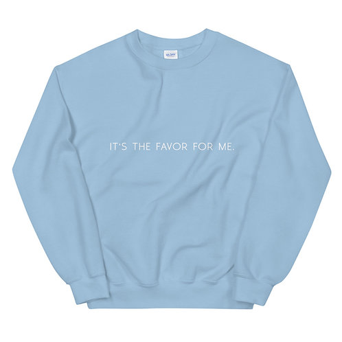 FVR Sweatshirts (White Logo)