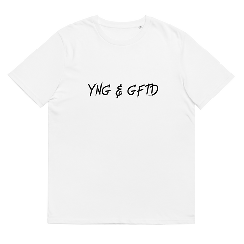 Young & Gifted T-Shirt (Black Logo)