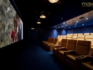 Le migliori sedute per home cinema ? MOOVIA !