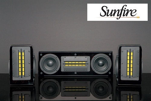 sunfire - active subwoofers and speakers