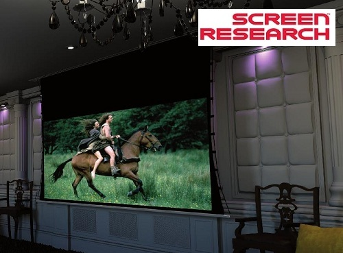 screen research - videoprojection screens