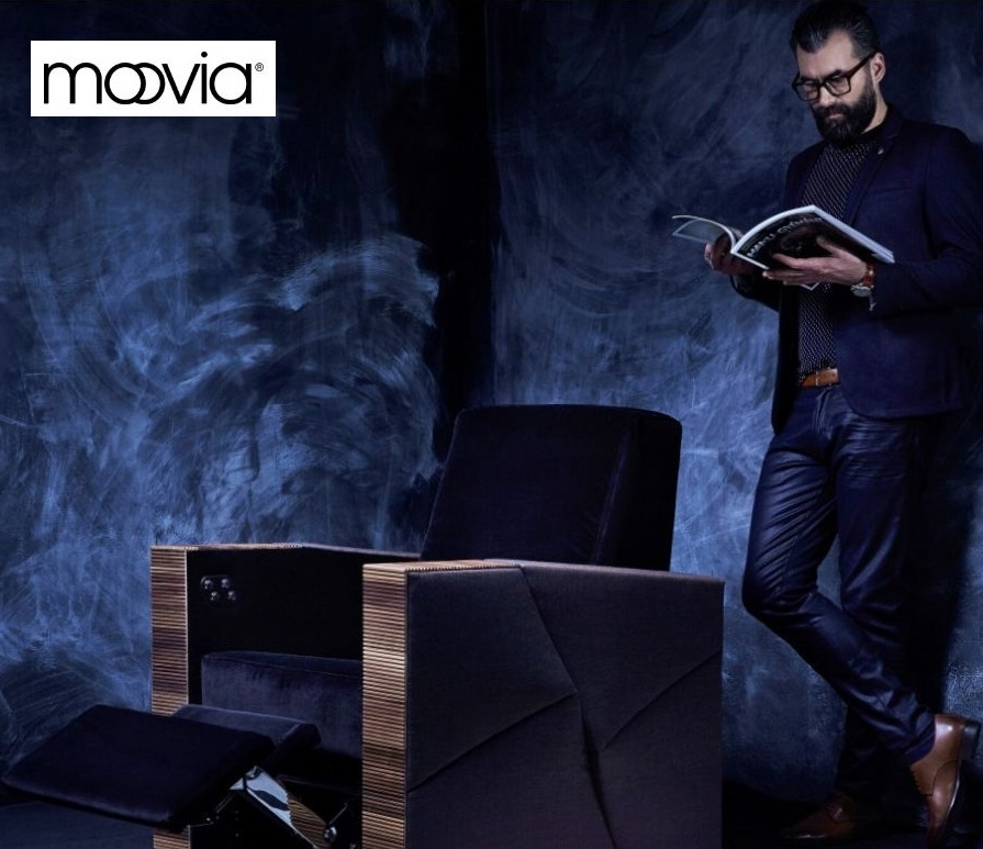 Moovia - cinema seatings