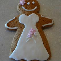 gingerbread bride