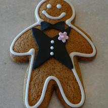 gingerbread groom