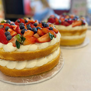 strawberry shortcake *orders only