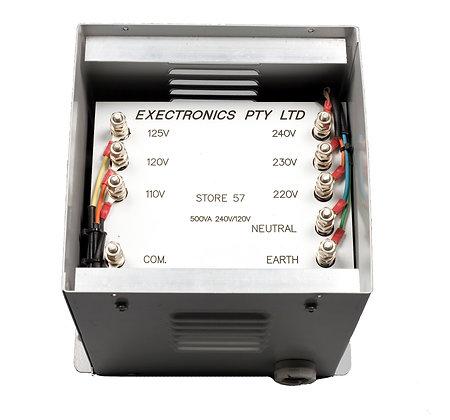 Store 57 - 500VA Transformer