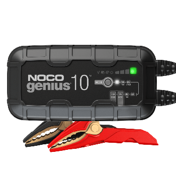 GENIUS10 - 10A Battery Charger