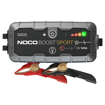 GB20 - Boost Sport 500A UltraSafe Lithium Jump Starter