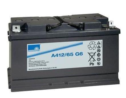 Battery A412/65AH, 12V