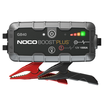 GB40 - Boost Plus 1000A UltraSafe Lithium Jump Starter