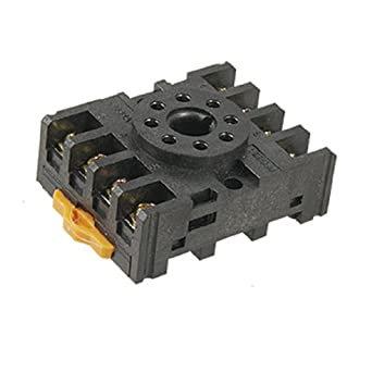 8 Pin Octagonal Relay Base