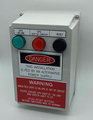 AutoBypass Switch 240V 40A