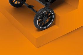 Ruota posteriore su gradini-arancio.jpg