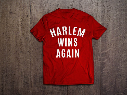 """""""Every Borough Matters"""" Tee by Harlem AF."""
