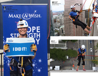 Rope For Hope 2014 - WE DID IT!
