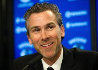 Trevor Linden Introduced As New Canucks President