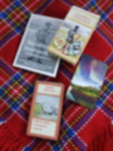 Sarahkkas Veiviserkort, orakel kort,tarot kort