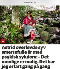 Intervju med Astrid
