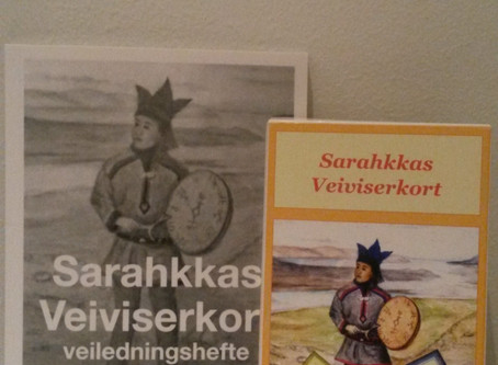Sarahkkas Veiviserkort