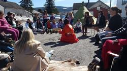 Workshop samisk sjamanisme
