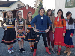 Sarahkkas festival 2018