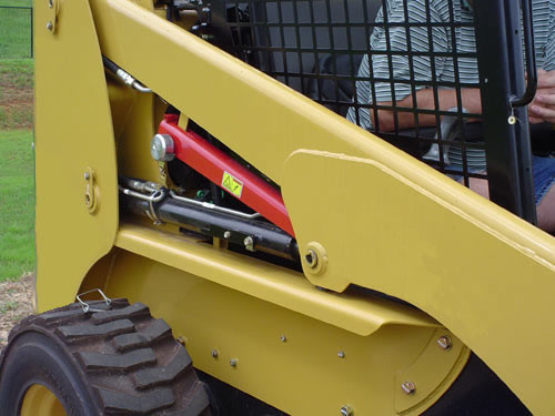 Skid Steer Lock