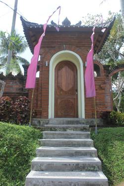 Front Entrance