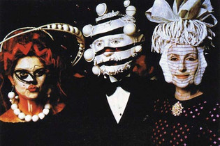 A Surrealist Parisian Dinner Party chez Madame Rothschild, 1972