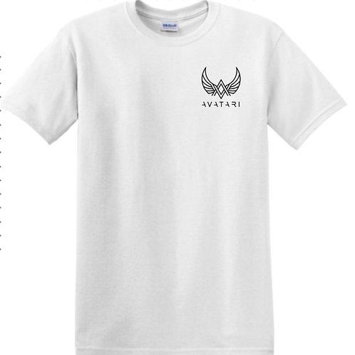 White T-shirt (Unisex)