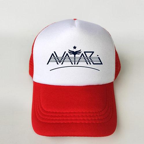 Red Trucker Hat
