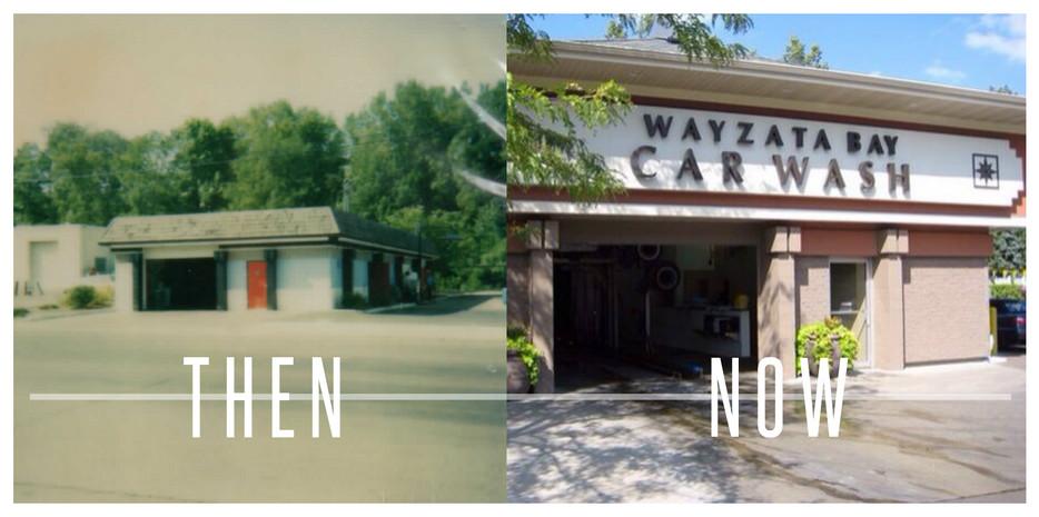 Wayzata Car Wash History
