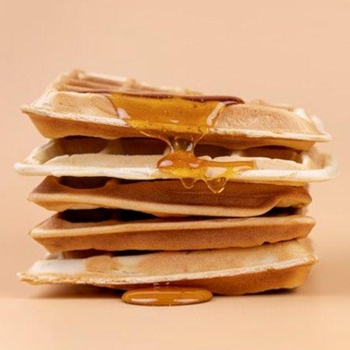 x4 Frozen Waffles (plain/cinnamon/vegan)
