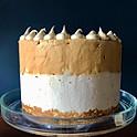 Salty & Sweet Ice Cream Cake