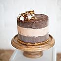 Choc-Hazel Ice Cream Cake