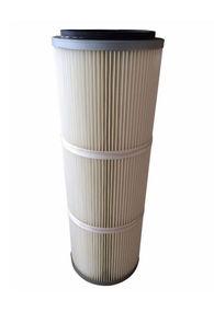 Cartuccia filtrante pieghettata