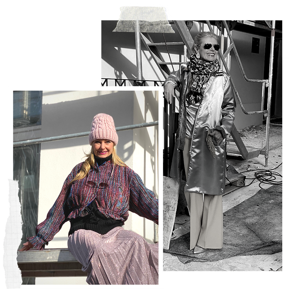 Topagemodel-Gründerin Renate Zott