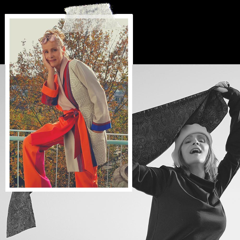 Topagemodel-Bloggerin Petra Fritz